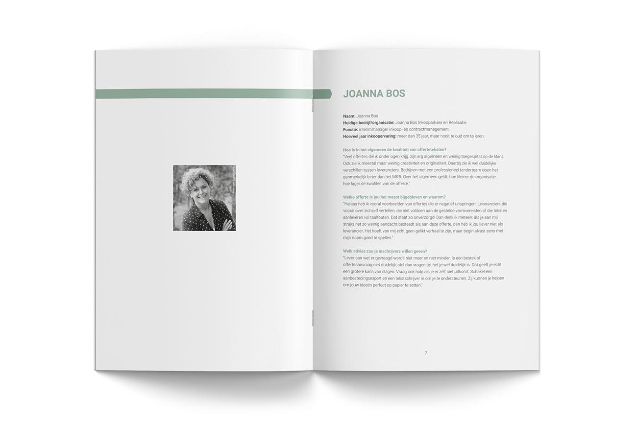 minimam grafisch ontwerp magazine salestaalent