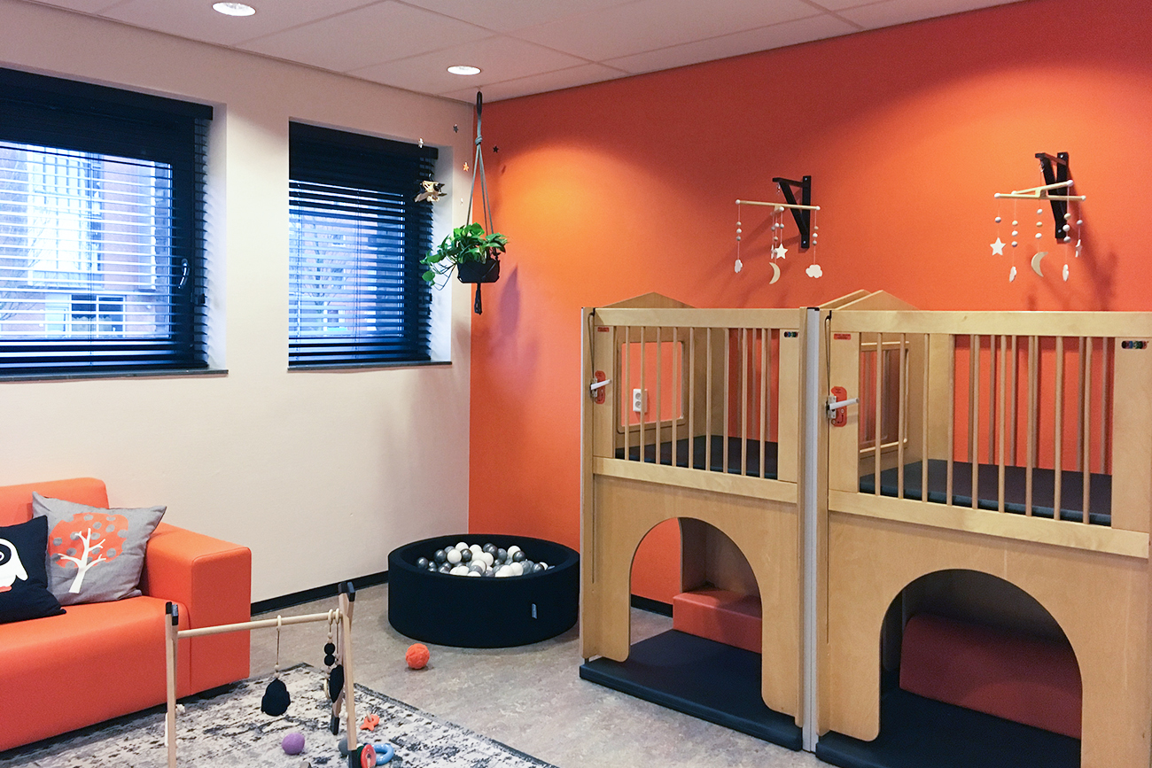 minimam inrichting interieur ontwerp small society kinderopvang