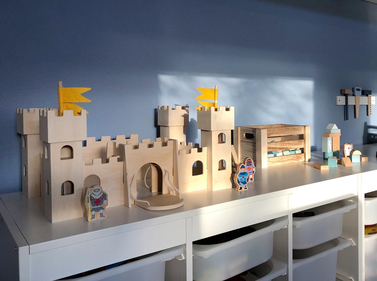 minimam interieur inrichting het kasteel kinderopvang